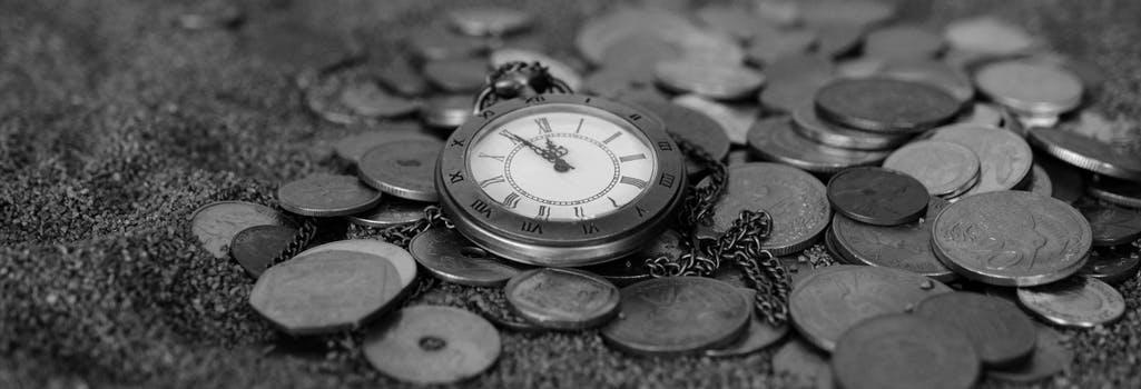 Le monde et l'argent – le début